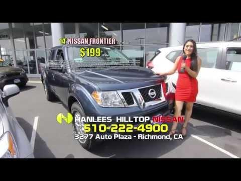 Hanlees Hilltop Nissan 30 Sec 2 - September 2014 - YouTube