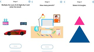 Easy Game Brain Test Daily Challenge 28 July 2020 Stage 1,2,3 Solution