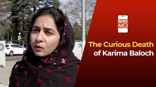 Karima Baloch: Why Are People Protesting On The Streets Of Canada? | NewsMo
