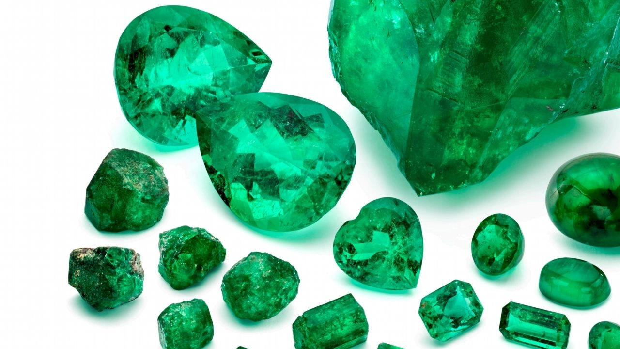 how are emeralds mined