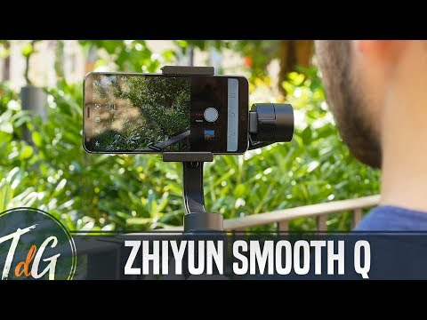 Zhiyun Smooth Q, el complemento ideal para YouTubers