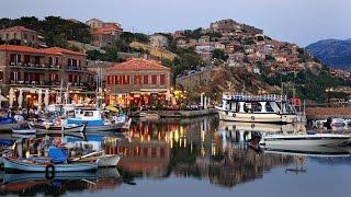 Lesvos. The Aegean Symphony