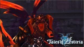 Tales of Zestiria [PS4] Playthrough Part 37 - Boss Salamander