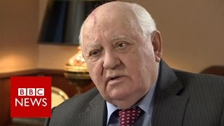Gorbachev: Treachery killed USSR - BBC News