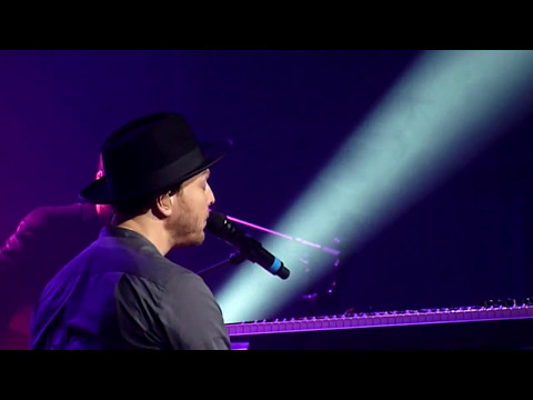 Gavin Degraw  A Change Is Gonna Come Sam Cooke    At AB Brussel 07052017