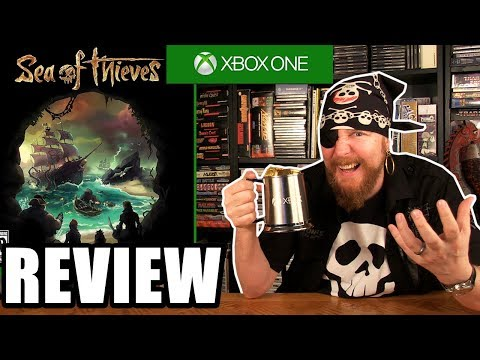 SEA OF THIEVES REVIEW - Happy Console Gamer