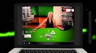 Netent Live Casino HD Trailer by Netent Casino (Net Entertainment software)