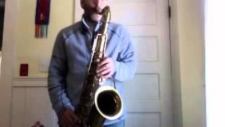 Otto Link Florida 7* Tenor Saxophone Mouthpiece