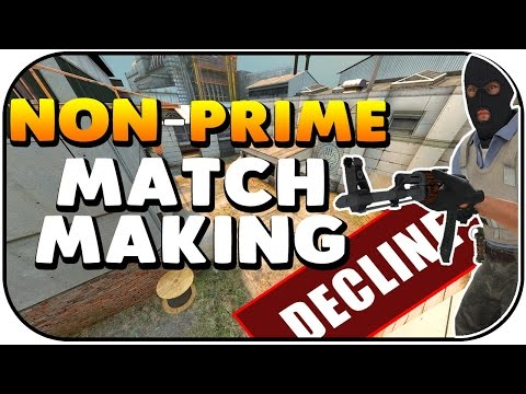 "CS:GO - NON PRIME MATCHMAKING IN DUBAI ""HACKERS EVERYWHERE!"""