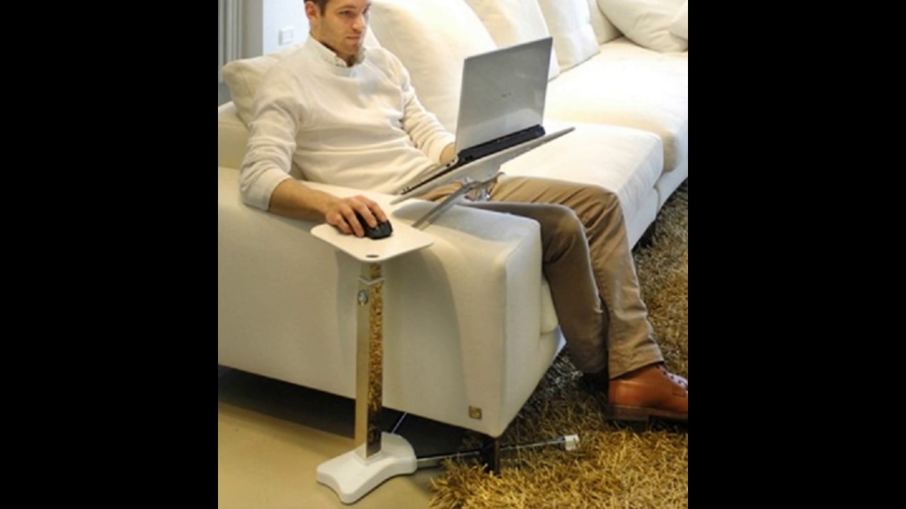 laptop stand for couch  YouTube