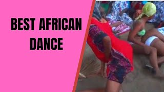 Best African Traditional Dance (twerk)