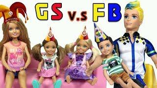 Barbie ve Ailesi Bölüm 156 | Galatasaray - Fenerbahçe maçı için hazırlık - Çizgi film tadında Barbie