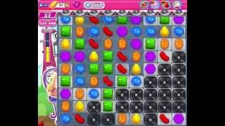Candy crush level 1252 HD (no booster)