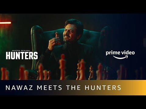 Nawazuddin Siddiqui Meets The Hunters | Amazon Prime Video