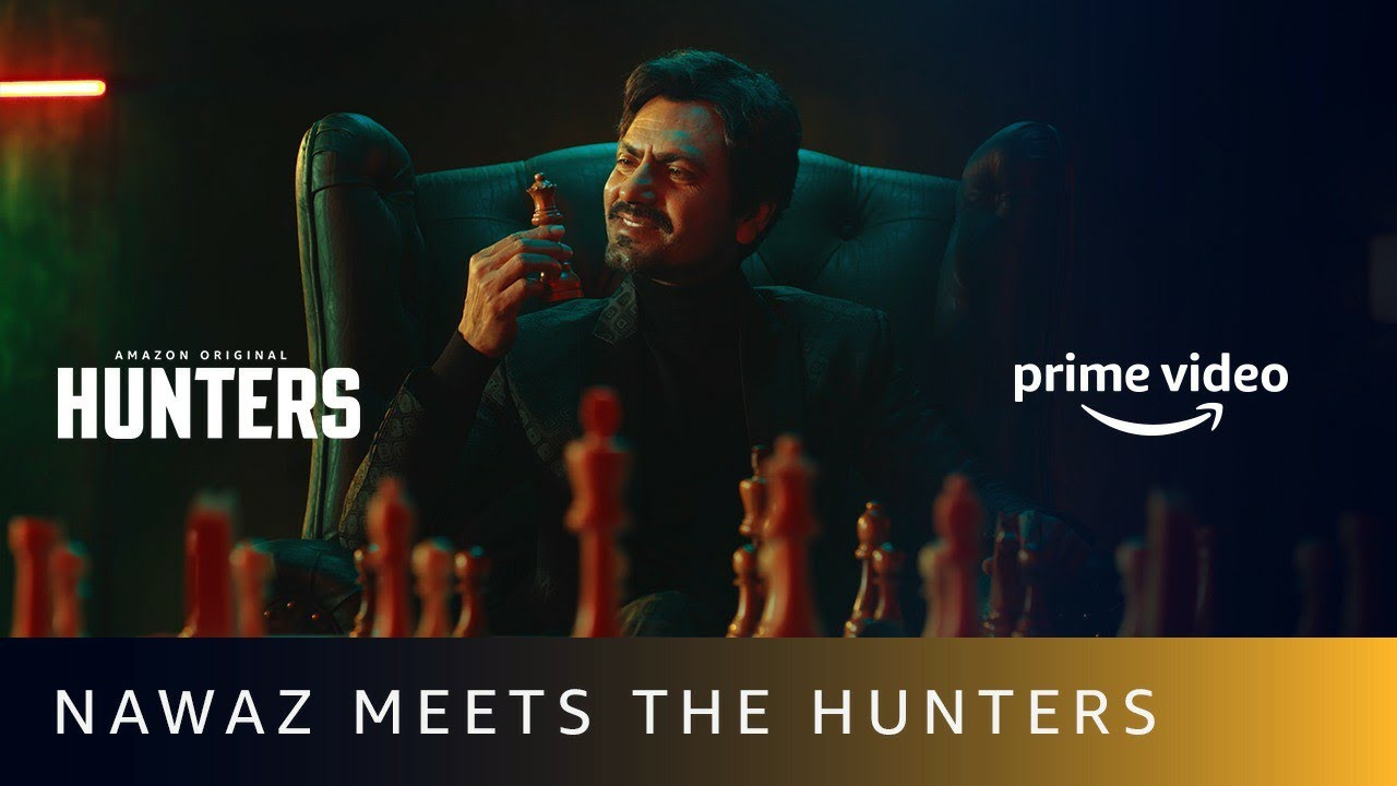 Download Nawazuddin Siddiqui meets the Hunters   Amazon Prime Video