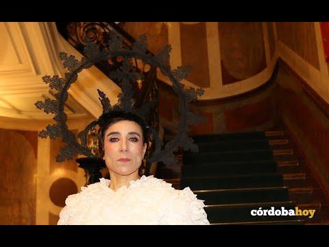 Juana Martín conquista París a golpe de saetas