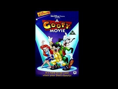 Digitized closing to A Goofy Movie - Eye To Eye song (UK VHS)