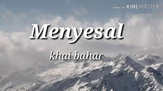 Lirik lagu Khai Bahar