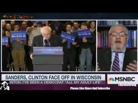 Nina Turner Debates for Bernie Sanders Vs Barney Frank for Hillary Clinton