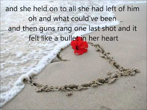 Just A Dream Carrie Underwood with lyrics