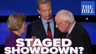 Krystal and Saagar: Did Warren stage showdown with Bernie after the debate?