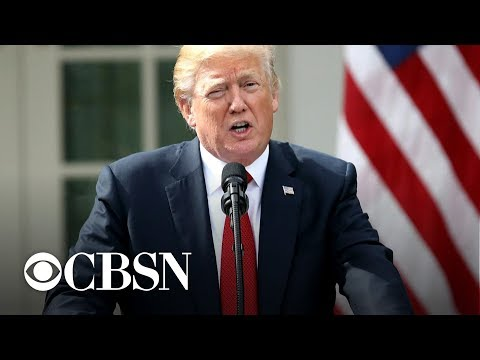 Trump lashes out at whistleblower and Democrats leading Ukraine investigation from YouTube · Duration:  9 minutes 40 seconds