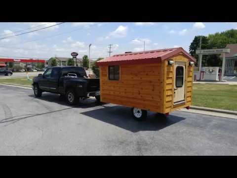 Tiny House Camper Build !!!