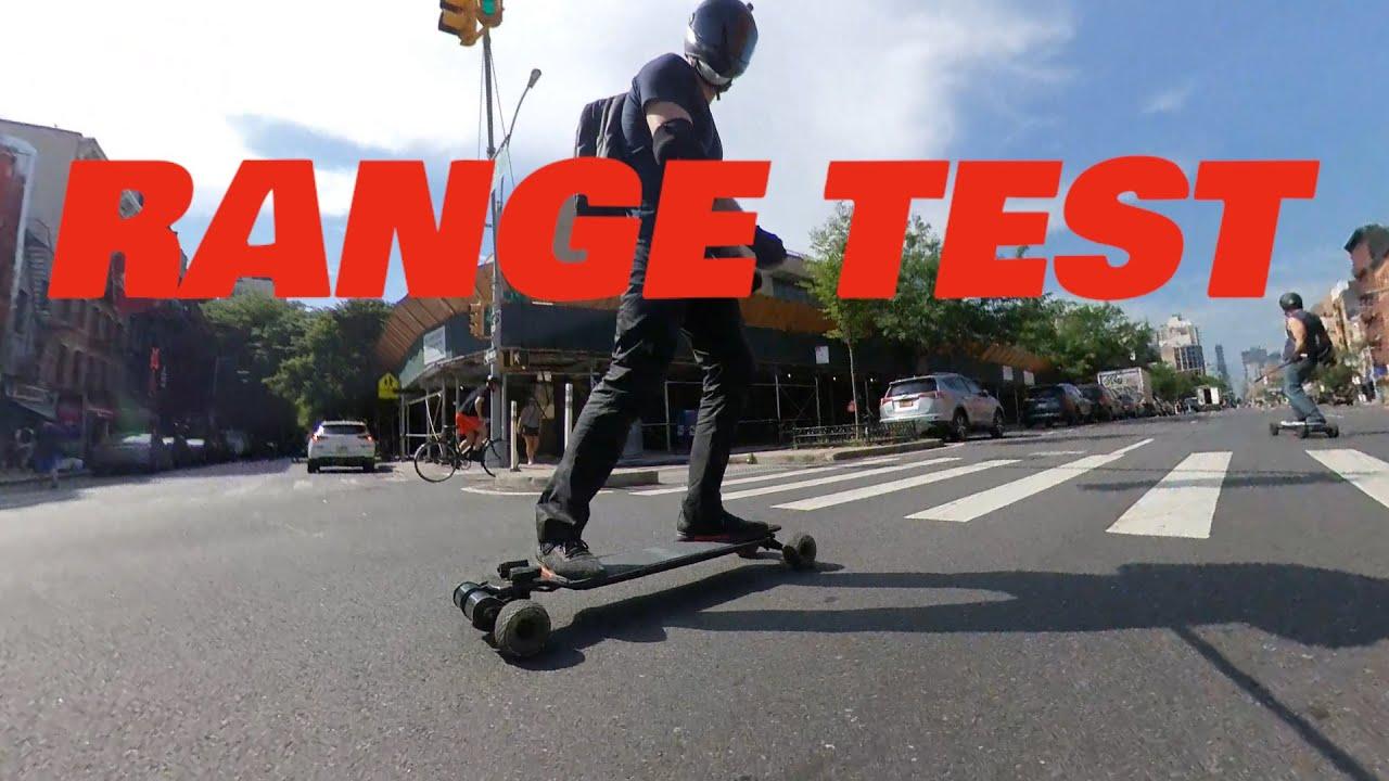 Verreal RS CARBON RANGE TEST - Cloud Wheels 120