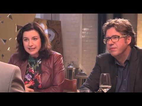"""Was Mauerfall und Digitalisierung gemeinsam haben - Michael Kellner und Dorothee Bär diskutieren im """"Küchenkabinett"""""""