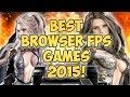 Top 5 Browser FPS Games 2015-2016!