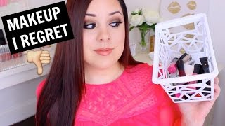 PRODUCTS I REGRET BUYING | Part 4