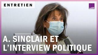 Anne Sinclair, une histoire de l'interview politique