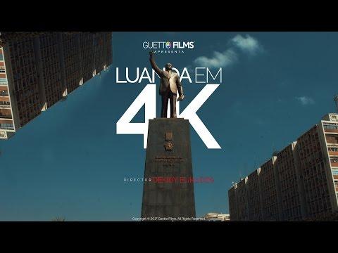 Luanda Em 4K - Bem-vindos à Guetto Films [Director Dekidy Euklides]