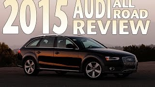 Hot 2015 Audi Allroad Test Drive, Review and Full Specs(Audis are cool. Crossovers are hot. And station wagons rule. Blend all three and you have the 2015 Audi Allroad Quattro. But does it deliver enough of each ..., 2014-12-10T03:00:39.000Z)