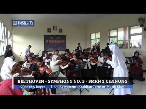 """Beethoven Symphony No. 5"" By SMKN 2 Cibinong"