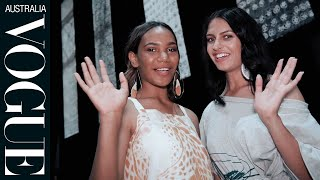Inside Darwin's From Country to Couture runway show 2019   Fashion Shows   Vogue Australia