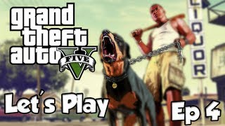 GTA V | Lets Play | JIMMY IS A DICK | Episode 4