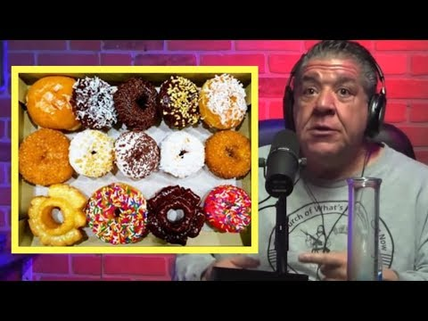 Donut Shop Tales with Joey Diaz: Robbery, Temptation, and People Watching