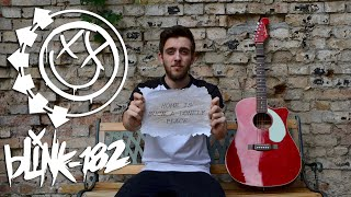 Home Is Such A Lonely Place  - blink-182 (Acoustic Cover) NEW BLINK-182 ALBUM OUT!!