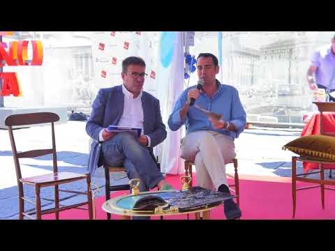 Stile Artigiano Genova 2018 - Intervista a Alberto Pandolfo