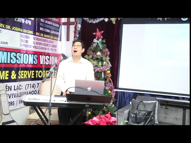 12/23/18 Praise & Worship Sunday Morning
