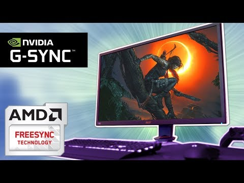 nvidia-g-sync-on-freesync-monitors!-😵-setup-&-compatibility!