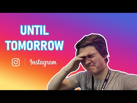 What is Until Tomorrow?