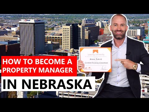 How to Become a Property Manager in Nebraska