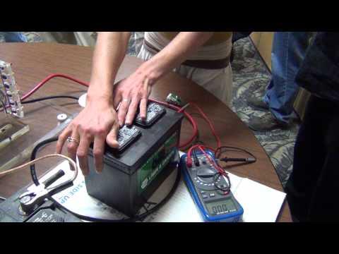 The SG Energizer Cap Dump John Bedini & Chuck Hupp | FunnyCat TV