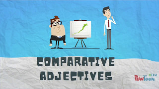How to Compare Things in English. Comparative Adjectives