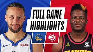 Game Recap: Hawks 117, Warriors 111