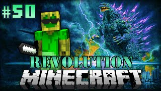 MOBZILLA!! Die ULTIMATIVE Schlacht!! - Minecraft Revolution #050 [Deutsch/HD]