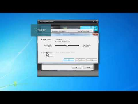 How to Record Internet Radio with Free Sound Recorder Software
