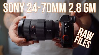Sony 24-70mm 2.8 GM - Final Review + RAW Files, Samples, Tamron vs Sony?